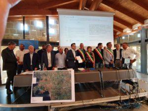 E' stato firmato questa mattina, ad Alghero, il Contratto di laguna del Calich per il rilancio e la tutela dell'importante area umida del Nord Sardegna.