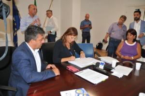 È stato firmato il pre-accordo per la cassa integrazione dei lavoratori della Cict, al Porto canale di Cagliari.