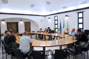 Christian Solinas: «La volontà politica di dare una definitiva e positiva soluzione per gli oltre 5.000 lavoratori di Forestas non è mai venuta meno».