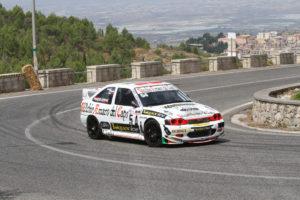 Ennio Donato e la Scuderia Porto Cervo Racing brillano anche nel Trofeo Italiano Velocità Montagna Sud.