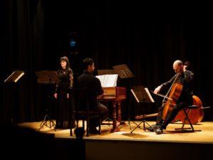 """Dopo la pausa estiva, sabato 14 settembre, a Cagliari, il festival """"Echi lontani"""" ritorna con una sezione intitolata """"Concerti d'autunno""""."""
