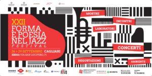 Mercoledì 11 settembre, a Cagliari, verrà presentata alla stampa la ventiduesima edizione del festival Forma e Poesia nel Jazz.