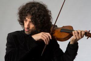 """Domani, sabato 28 settembre, a Cagliari, la sezione autunnale del festival """"Echi lontani"""" prosegue il duo composto da Fabrizio Longo (violino) e Valeria Montanari (clavicembalo)."""