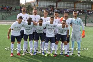 Il Ghilarza ha imposto il pareggio al Carbonia che ora è secondo alle spalle della capolista solitaria Ferrini, unica squadra a punteggio pieno dopo due giornate.