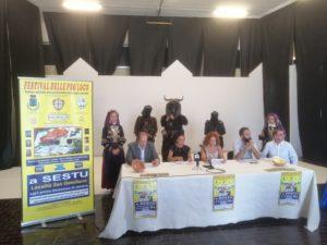 E' stato presentato questa mattina, a Sa Domo de sa Cultura, a Sestu, il 13° festival delle Pro Loco.