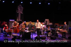 Penultima serata, a Sant'Anna Arresi, per il XXXIV festival Ai Confini tra Sardegna e Jazz.