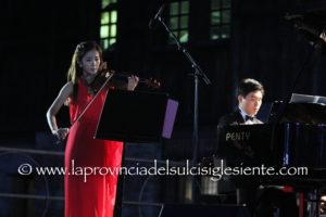 Arriva questa sera al giro di boa, con il concerto di Gala a Portoscuso, la prima edizione del Santa Barbara International Music Festival.