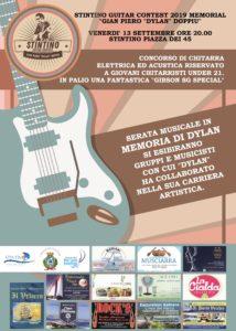 Venerdì 13 settembre la seconda edizione dallo Stintino guitar contest, inserito nel calendario dei festeggiamenti per la patrona del paese.