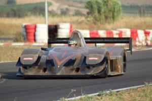 """La Porto Cervo Racing allo start della """"58ª Cronoscalata Alghero-Scala Piccada""""."""