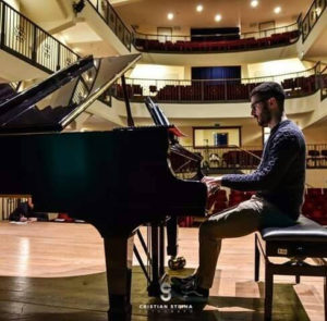 """Domani, 5 settembre, i talenti dell'Accademia chiudono il festival """"Le notti musicali"""", nell'auditorium del Conservatorio di Cagliari."""