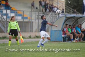 Carbonia-San Marco, alle 16.00, per la quarta giornata del campionato di Eccellenza. In Promozione si giocano le partite della terza giornata.