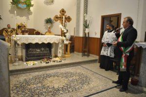 Domenica, nella chiesa parrocchiale dell'Immacolata Concezione,la cittadinanza e le autorità di Stintino, hanno dato il benvenuto al nuovo parroco, don Daniele Contieri.