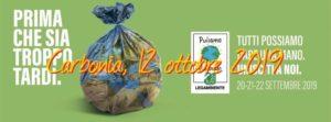 """Dopo il successo delle ultime due edizioni, il comune di Carbonia aderirà anche nel 2019 all'iniziativa ecologica """"Puliamo il mondo"""",."""