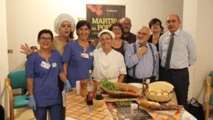 """La storia del paese attraverso i suoi alimenti: un successo la III edizione di """"Martis in poesia""""."""