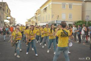 Anteprima del ventiduesimo festival Forma e Poesia nel Jazz: domani pomeriggio, a Cagliari, parata musicale per le strade della Seuin Street Band.