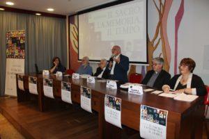 """""""Il sacro, la memoria, il tempo"""": grande partecipazione al convegno Is.Be. al Villino Ricci di Sassari."""