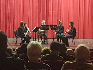 """Domani al via, nell'auditorium del Conservatorio di Cagliari, la seconda edizione di """"Fiati, il respiro della musica""""."""