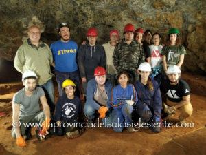 E' arrivata al giro di boa, a Nuxis, presso la grotta di Acquacadda, la prima campagna di scavo archeologico diretta dal professor Riccardo Cicilloni.