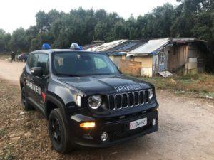 I carabinieri di Carbonia hanno identificato e denunciato per il reato di attentato alla sicurezza dei trasporti commesso in via Ospedale lo scorso 7 settembre, una nomade 21enne.