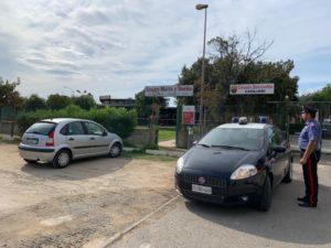 """La notte scorsa, in via Darvin, a Cagliari, per cause in corso di accertamento, si è sviluppato un incendio che ha causato il completo danneggiamento del circolo privato """"Scacco matto y sueno""""."""
