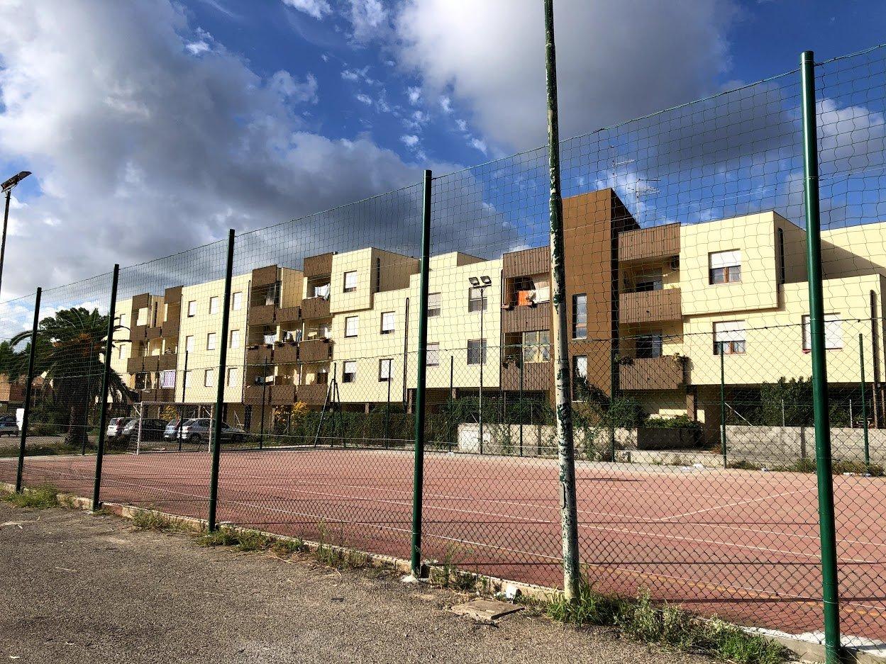 L'Amministrazione comunale di Sant'Antioco ha concluso i lavori avviati nei due campi di gioco situati in via Matteotti.