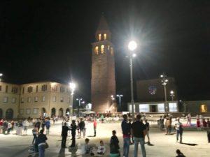 """E' positivo il bilancio della prima giornata del """"Carbonia Summer Sport Contest"""", iniziato ieri sera in piazza Roma."""