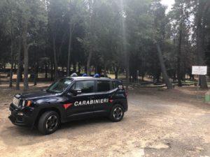 """I carabinieri della Compagnia di Iglesias hanno identificato una turista tedesca 25enne, che ha aderito al """"Samara Challenge"""" a Fluminimaggiore."""