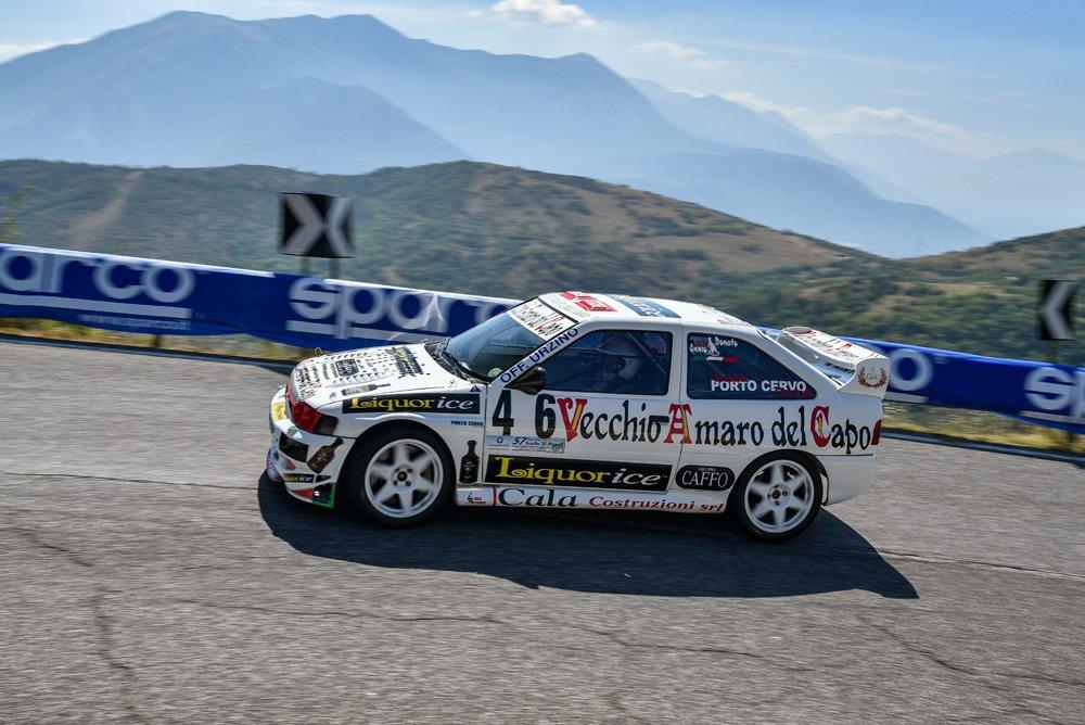 """La Porto Cervo Racing con Ennio Donato in Sicilia, alla """"65esima Coppa Nissena""""."""