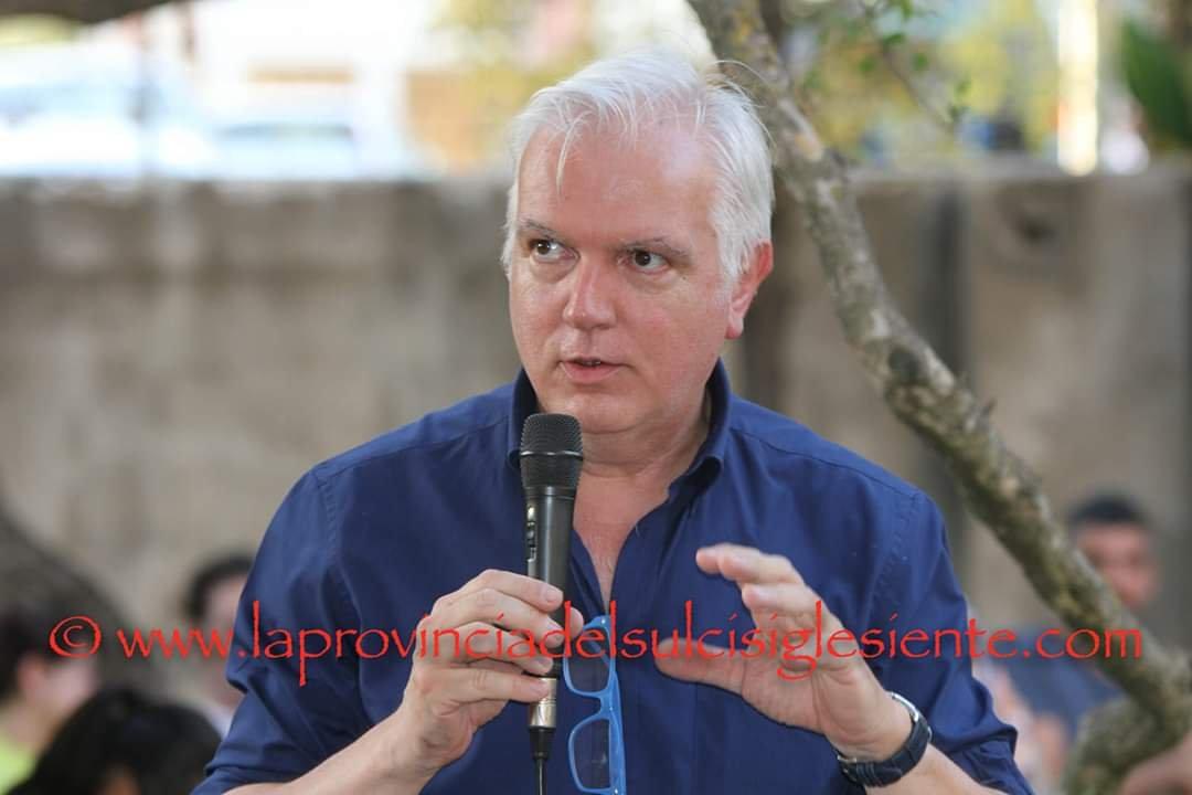 Il sindaco Mauro Usai esprime il cordoglio della città di Iglesias per l'improvvisa scomparsa del dottor Sebastiano Forteleoni.