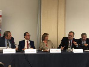 Si è svolto sabato 21 settembre, alla Fiera del Levante di Bari, un'iniziativa promossa dalla Confunisco per discutere di sicurezza sul lavoro e del ruolo della medicina legale.