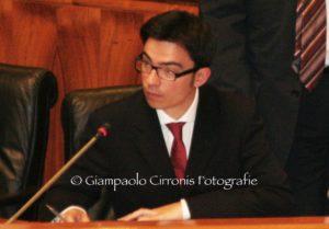 Francesco Agus (Progressisti): «L'assessore Gianni Chessa sconfessa il presidente Christian Solinas sulla DMO Sardegna. Qual'è l'idea della Giunta?»