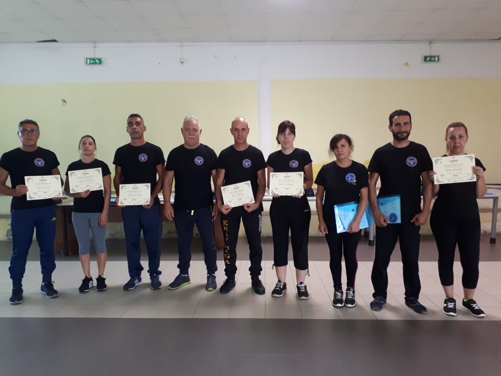 Si è svolto nei giorni scorsi, a Musei, un corso di aggiornamento per ufficiali di gara di karate.