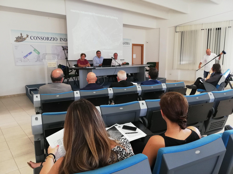 Il nuovo corso del Consorzio industriale provinciale dell'Ogliastra.
