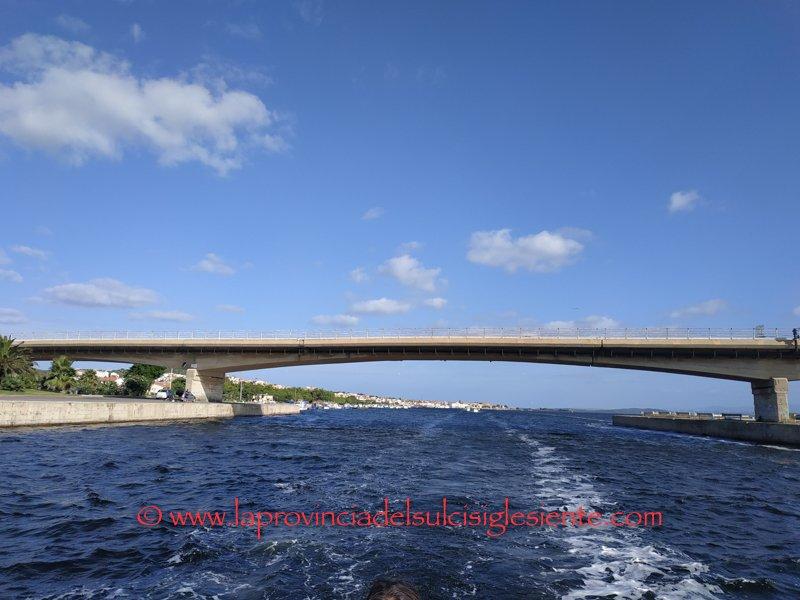 """Comitato Porto Solky: """"L'Amministrazione comunale di Sant'Antioco vorrebbe portare in adozione il progetto del nuovo ponte""""."""