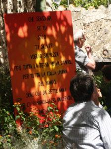 Gli itinerari poetici dei viaggi nella letteratura e nelle storie, raccontate in versi, proseguono sabato 7 settembre nella terza giornata del Cabudanne de sos poetas.