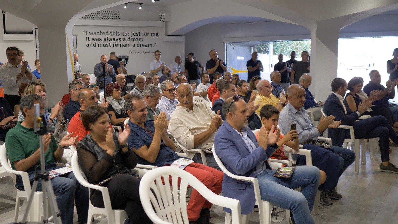È stata presentata a Porto Cervo l'ottava edizione del Rally Terra Sarda in programma dal 4 al 6 ottobre, organizzata dalla Porto Cervo Racing.