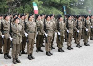 Concorso dell'Esercito per laureati. Selezione per 60 Allievi Tenenti in ferma prefissata.