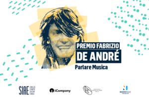 La XVIII edizione del Premio Fabrizio De André registra il suo record di iscrizioni.