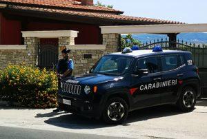 I carabinieri di Senorbì hanno denunciato a piede libero un 21enne marocchino sorpreso in flagranza a rubare acciaio e pezzi di autoveicoli all'interno di un deposito.