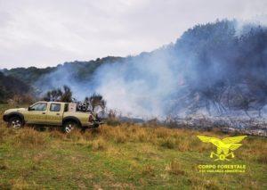 Giornata drammatica per gli incendi in Sardegna, ad Arborea, Bosa, Santa Giusta e Matzaccara.