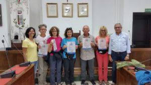 Il Cammino Minerario di Santa Barbara cresce. Nei giorni scorsi 21 pellegrini di diverse regioni italiane e paesi europei, hanno ricevuto il Testimonium per aver percorso i primi 100 km.