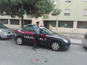 Un 24enne di Quartu Sant'Elena è stato arrestato dai carabinieri della sezione radiomobile per aver danneggiato gravemente l'auto e minacciato l'ex compagna.