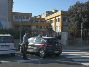I carabinieri indagano su tre furti compiuti in altrettanti istituti scolastici di Cagliari.