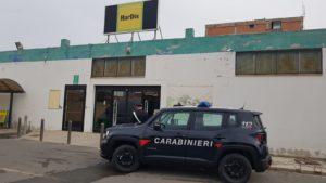 I carabinieri di Selargius e Quartu Sant'Elena indagano sul furto di 10 confezioni di gamberoni compiuto nell'Hardis di via Lazio, a Selargius.