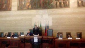 Edoardo Tocco (presidente del Consiglio comunale di Cagliari): «Il Cammino di San Saturnino è un valore aggiunto per Cagliari».