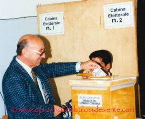 Ricorre quest'anno il 10° anniversario della scomparsa di Luciano Alimonda, sindaco di Portoscuso dal 1981 al 1985.