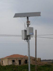 Sono stati installati i primi dispositivi per la riduzione degli incidenti sulle strade della provincia di Sassari.