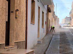 Al via, a Sant'Antioco, i lavori di sistemazione e messa in sicurezza delle vie Mentana, Azuni e Baccarini.
