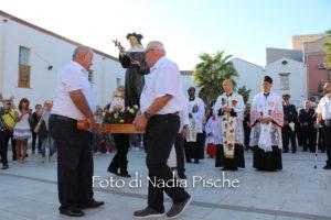 Una settimana di eventi festosi, a Portoscuso, per celebrare Santa Rita da Cascia.