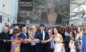 È stata inaugurata questa mattina, a Sassari, la IV edizione di Promo Autunno, la fiera regionale del Nord Sardegna.
